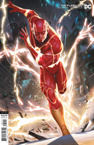 The Flash #762 (Inhyuk Lee Cover)