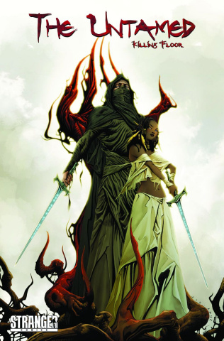 The Untamed II #1 (Lee Cover)