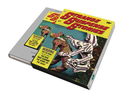 Strange Suspense Stories Vol. 1 (Slipcase Edition)