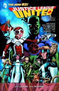 Justice League United Vol. 1: Justice League Canada