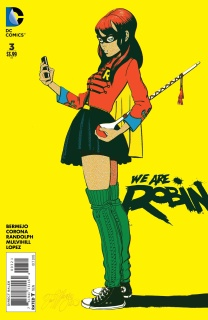 We Are Robin #3 (Variant Cover)