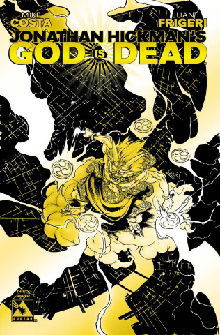 God Is Dead #30 (Gilded Cover)
