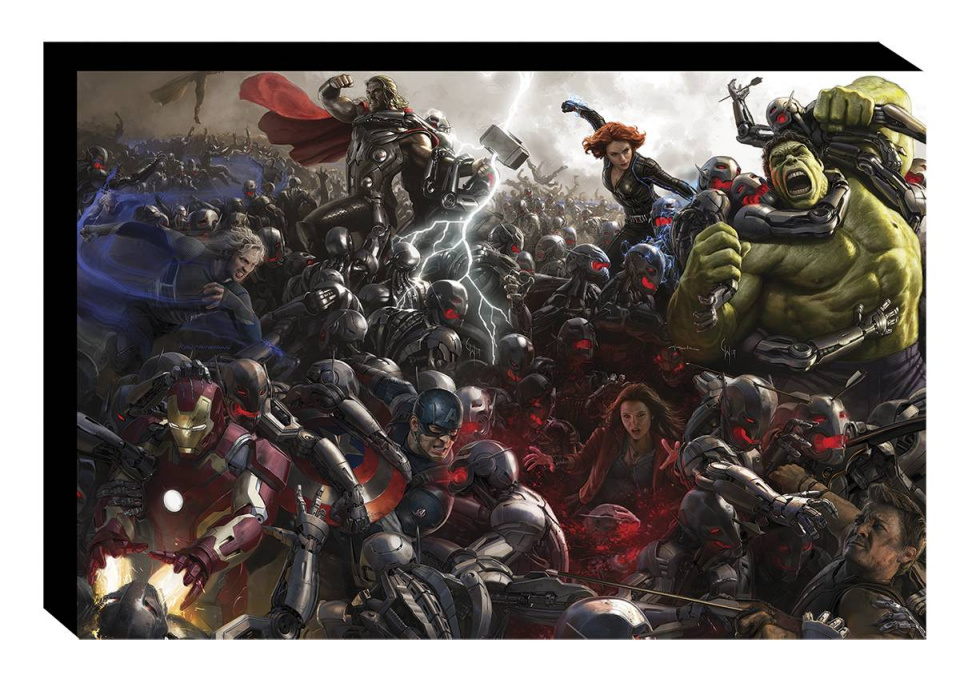 Avengers: Age of Ultron - Art of the Movie Slipcase