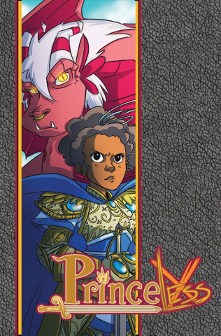 Princeless Vol. 1