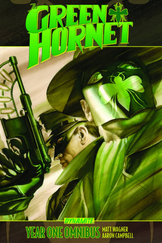 The Green Hornet: Year One Omnibus