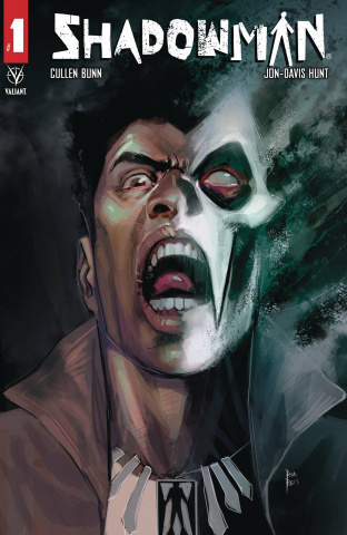 Shadowman #1 (Reis Cover)