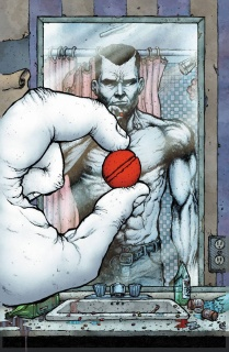 Bloodshot: Reborn #2 (20 Copy Lee Cover)