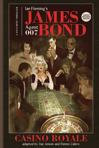 James Bond: Casino Royale (Signed & Remarked Edition)