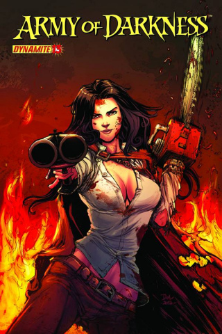 The Army of Darkness #13