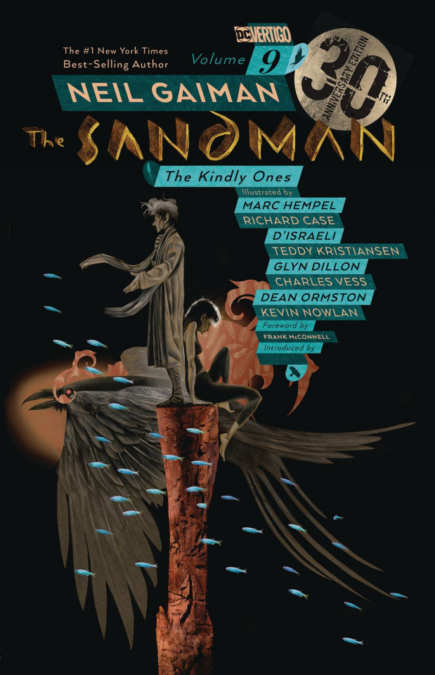 The Sandman Vol. 9: The Kindly One (30th Anniversary Edition)
