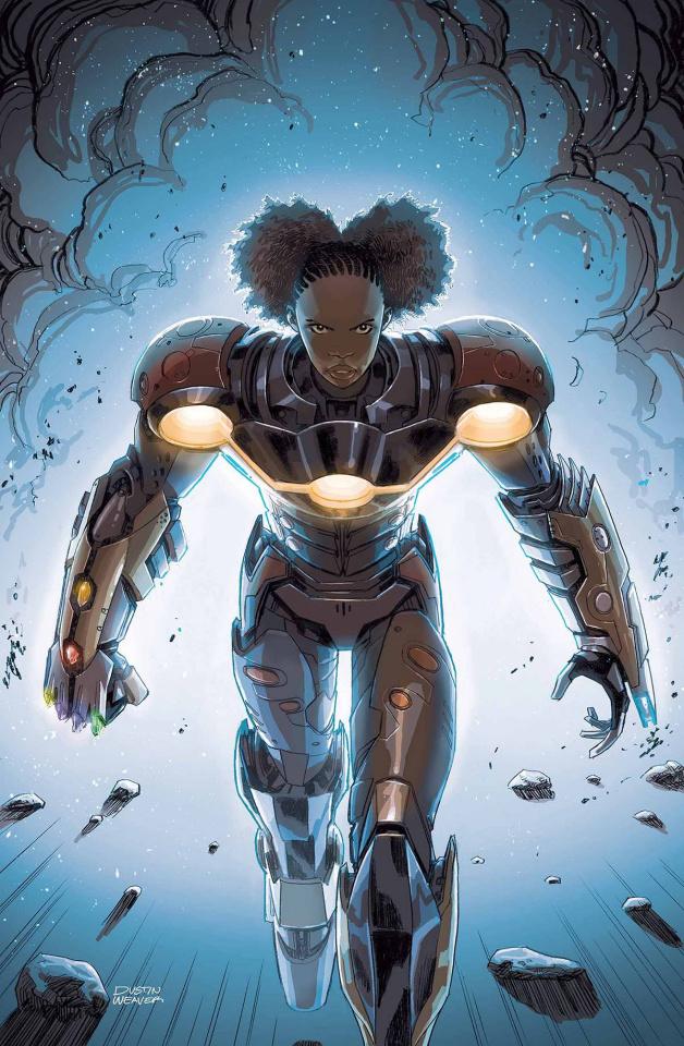 The Infinity Gauntlet #5