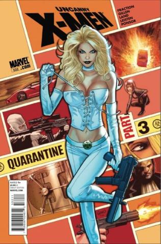 Uncanny X-Men #532