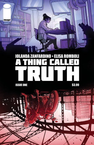 A Thing Called Truth #1 (Zanfardino Cover)