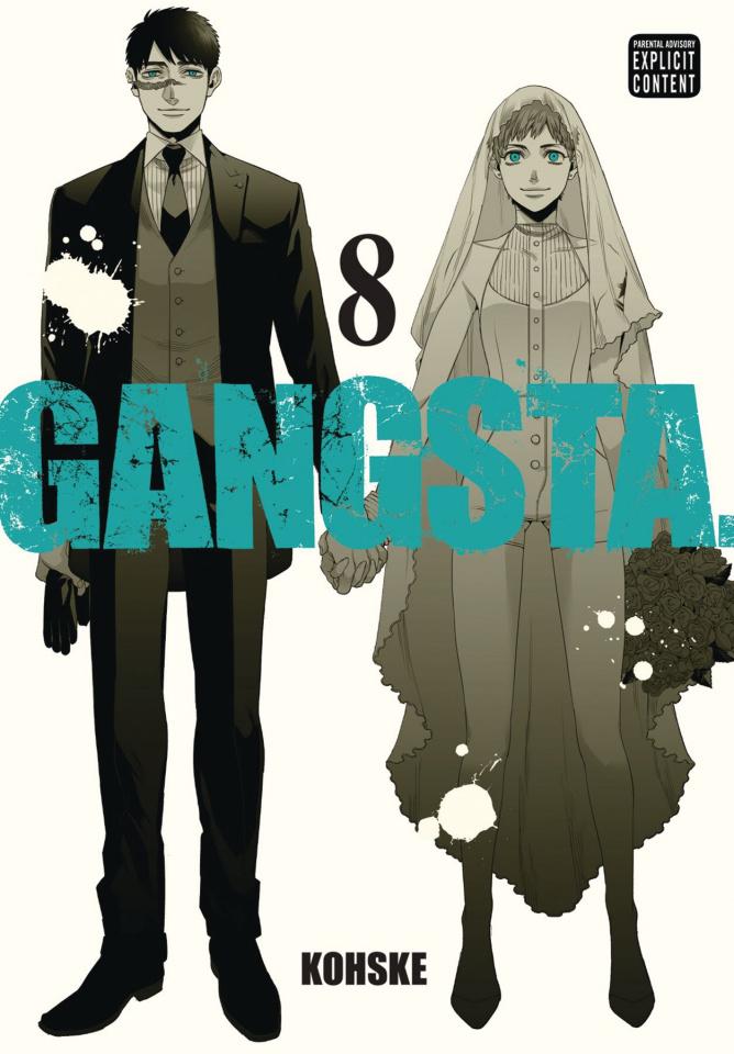 Gangsta Vol. 8