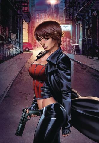 Hellchild: Inferno #0 (Santacruz Cover)