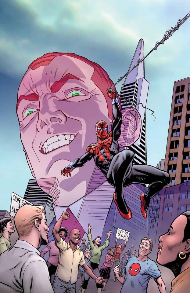 The Superior Spider-Man #9