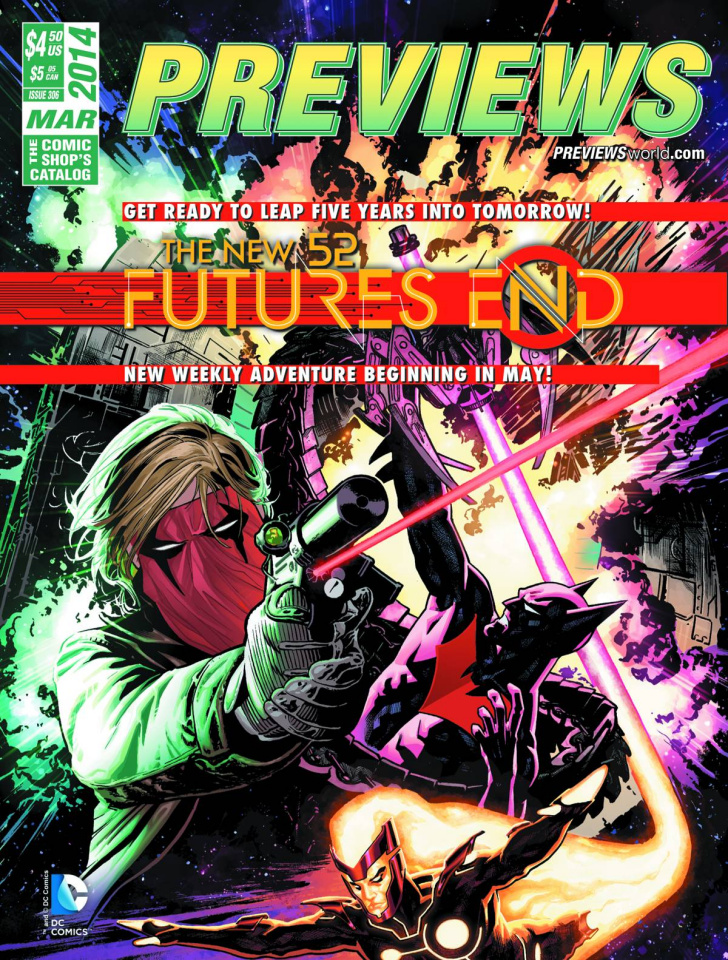 Previews #306 (March 2014)