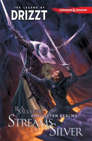 Dungeons & Dragons: The Legend of Drizzt Vol. 5: Streams of Silver