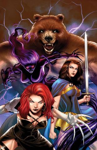 Grimm Fairy Tales #50 (Coccolo Cover)