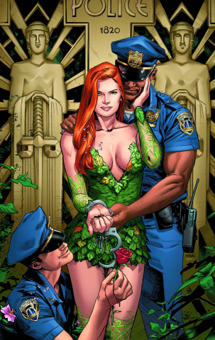 Poison Ivy: The Cycle of Life and Death #2