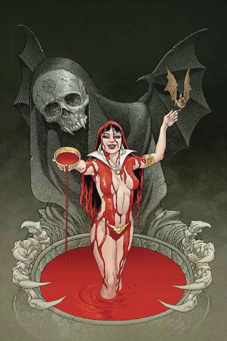 Vampirella #1 (Rodriguez Cover)
