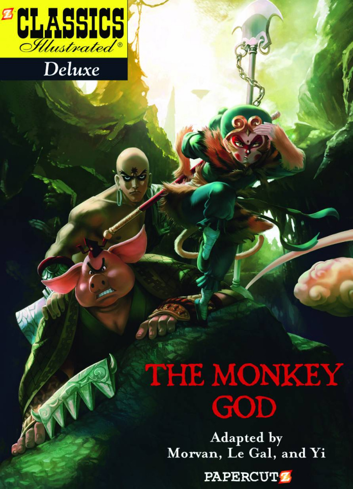 Classics Illustrated Vol. 12: The Monkey God