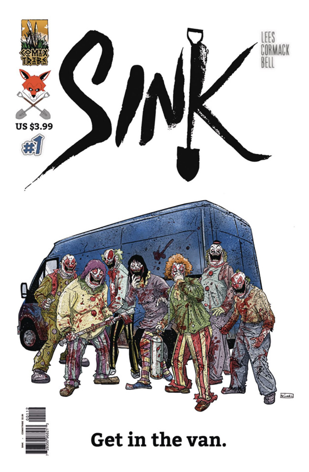 Sink #1 (2nd Printing)