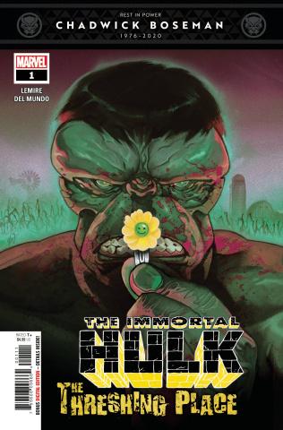 The Immortal Hulk: The Threshing Place #1