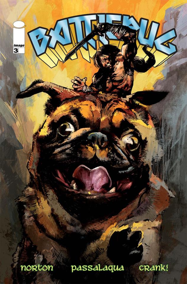 Battlepug #3 (Alexander & Nct Cover)