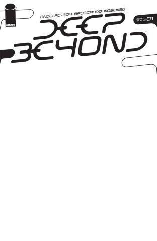 Deep Beyond #1 (Blank Cover)