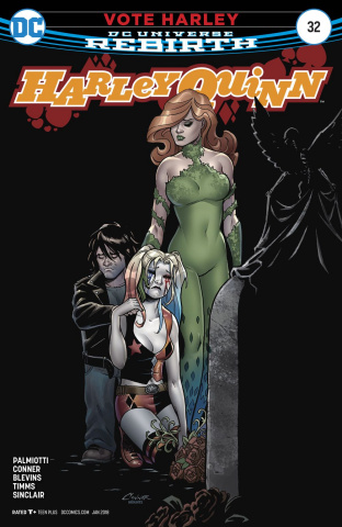 Harley Quinn #32