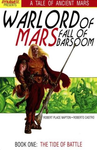 Warlord of Mars: Fall of Barsoom Vol. 1