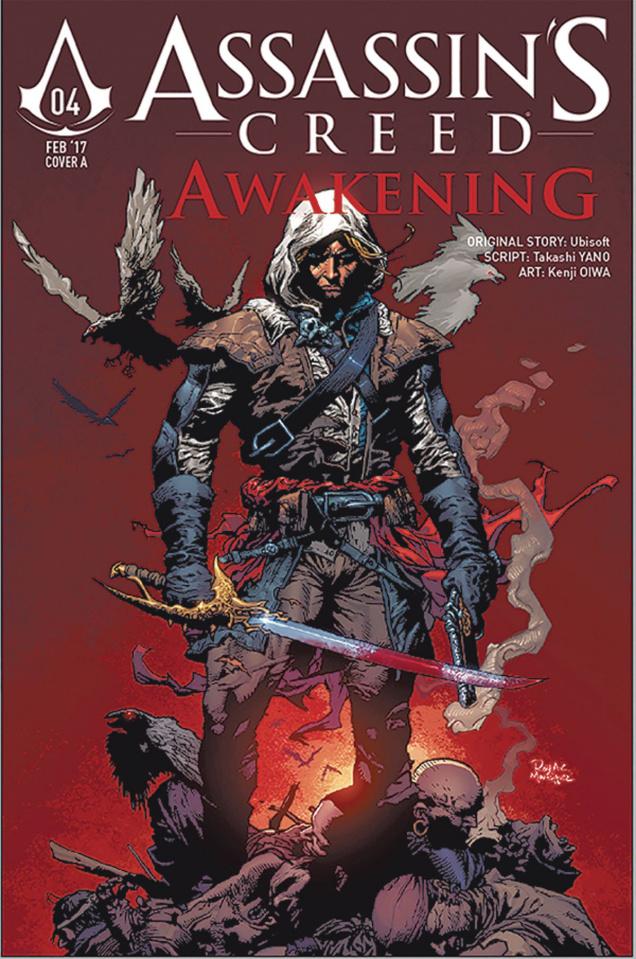 Assassin's Creed: Awakening #5 (Martinez Cover)
