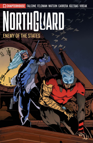 NorthGuard Vol. 2: Enemy of the States