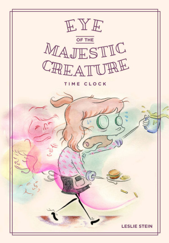 Time Clock: Eye of the Majestic Creature