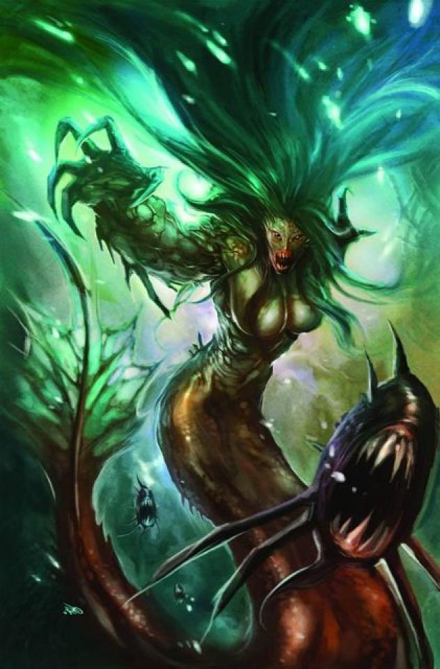 Grimm Fairy Tales: Myths & Legends #10 (Molenaar Cover)