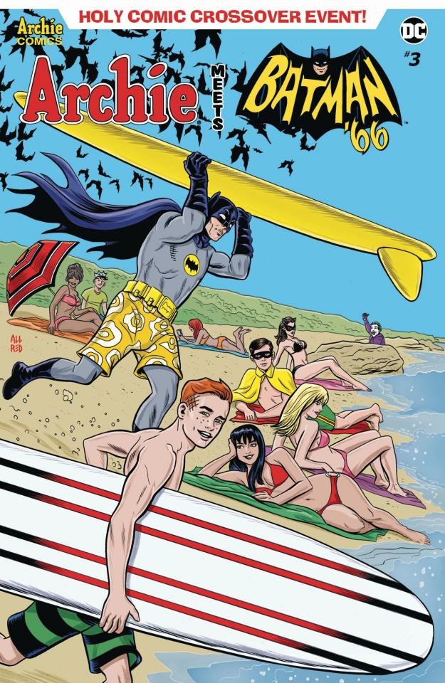 Archie Meets Batman '66 #3 (Allred Cover)