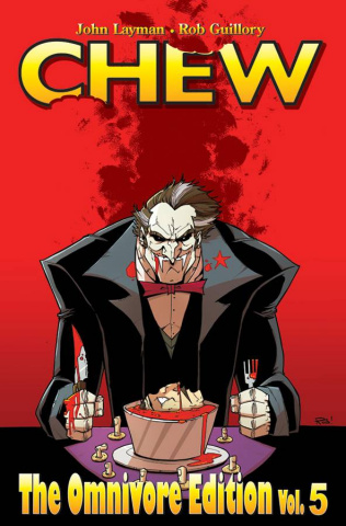 Chew Vol. 5 (Omnivore Edition)