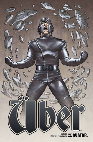 Über #23 (Propaganda Poster Cover)