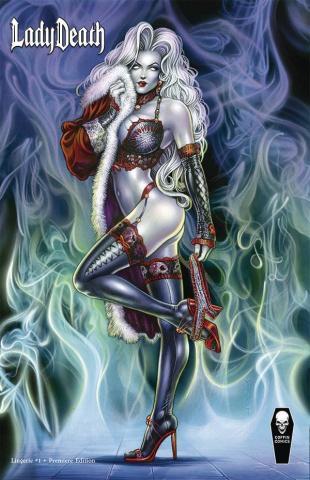 Lady Death: Lingerie #1