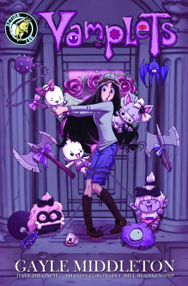 Vamplets: Nightmare Nursery