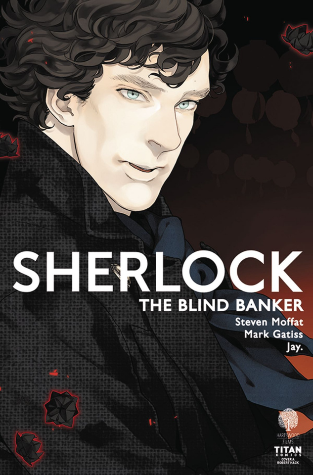Sherlock: The Blind Banker #1 (Jay Cover)