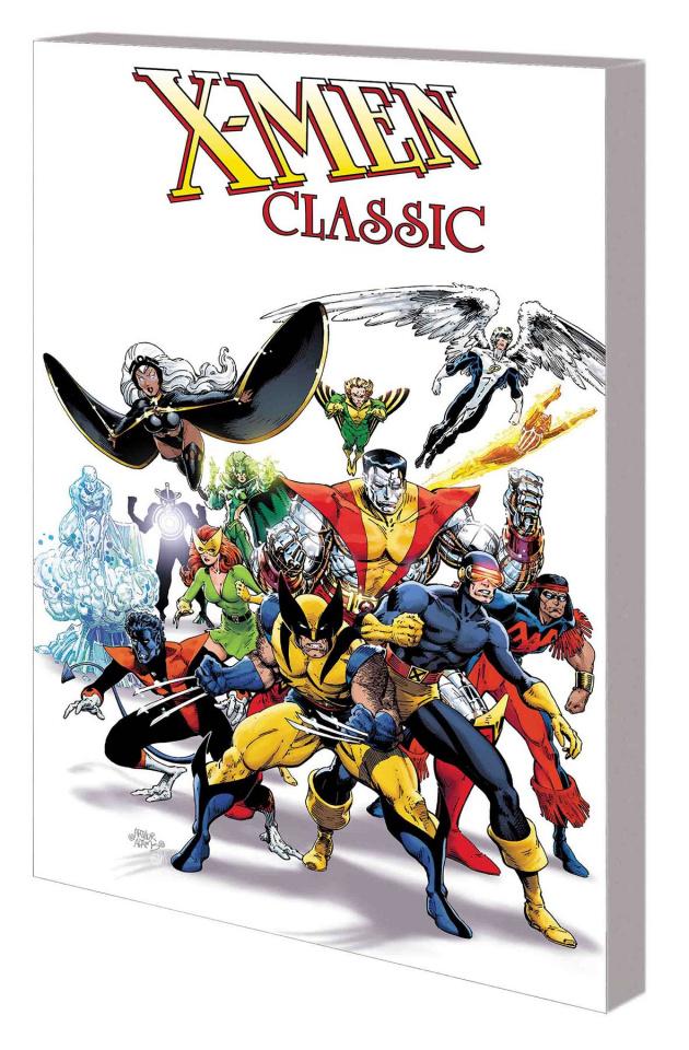 X-Men Classic Vol. 1 (Complete Collection)