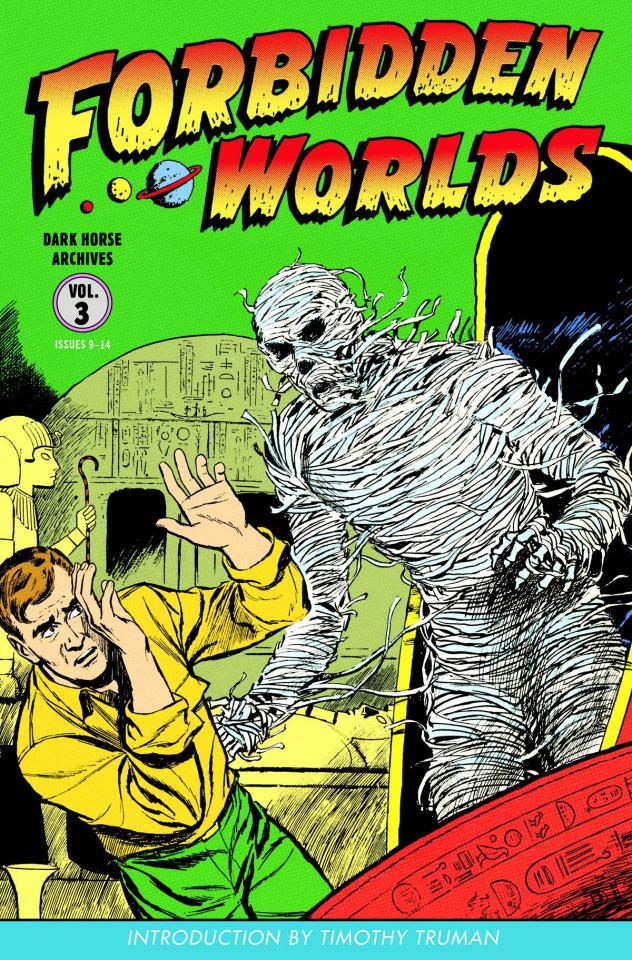 Forbidden Worlds Archives Vol. 3
