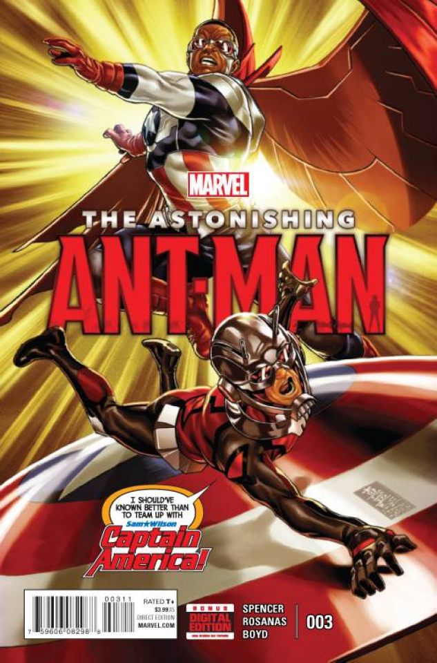 Astonishing Ant-Man #3