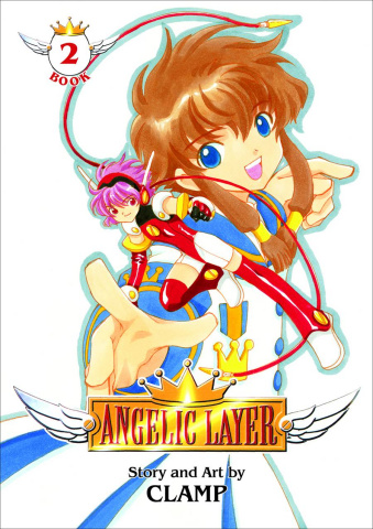 Angelic Layer Book 2