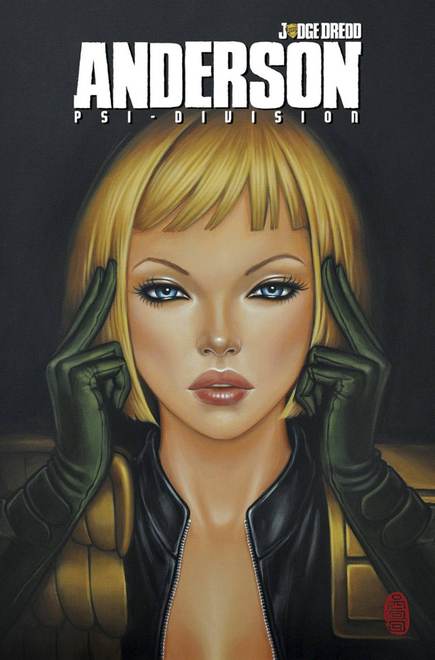 Judge Dredd: Anderson - Psi-Division