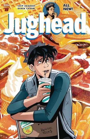 Jughead #8 (Derek Charm Cover)