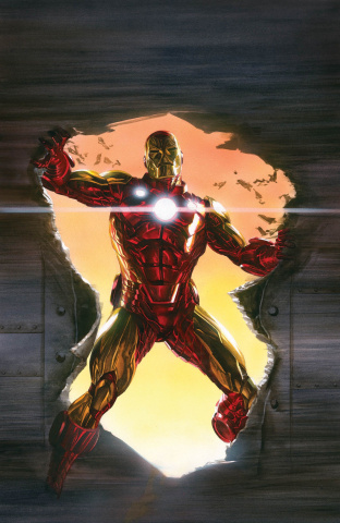 Invincible Iron Man #600 (Ross Virgin Cover)
