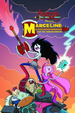 Adventure Time: Marceline and the Scream Queens Vol. 1